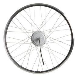 Voorwiel voor elektrische fiets 36V BEBIKE 9 zwart