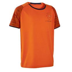 Nederland voetbalshirt FF100 kind supportershirt EK 2020 oranje