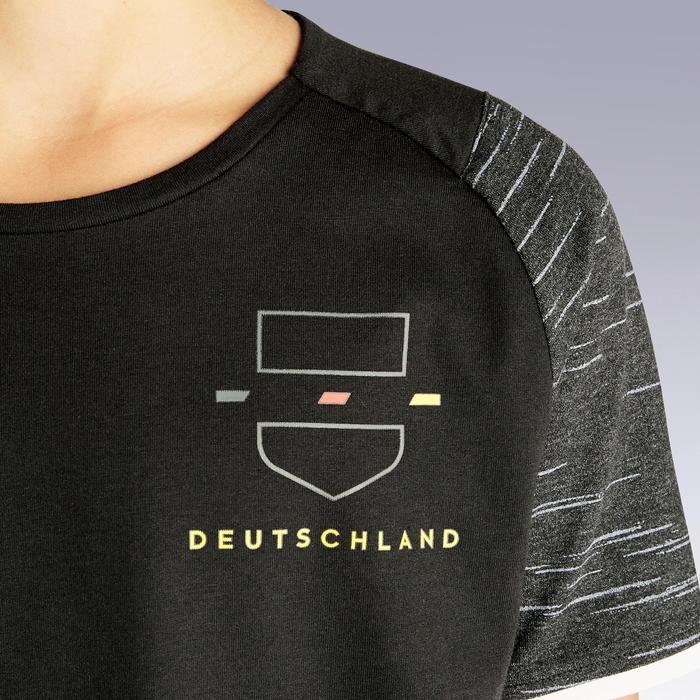 Voetbalshirt FF100 voor kinderen Duitsland uit