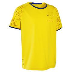 T-shirt de Futebol Adulto FF100 Roménia