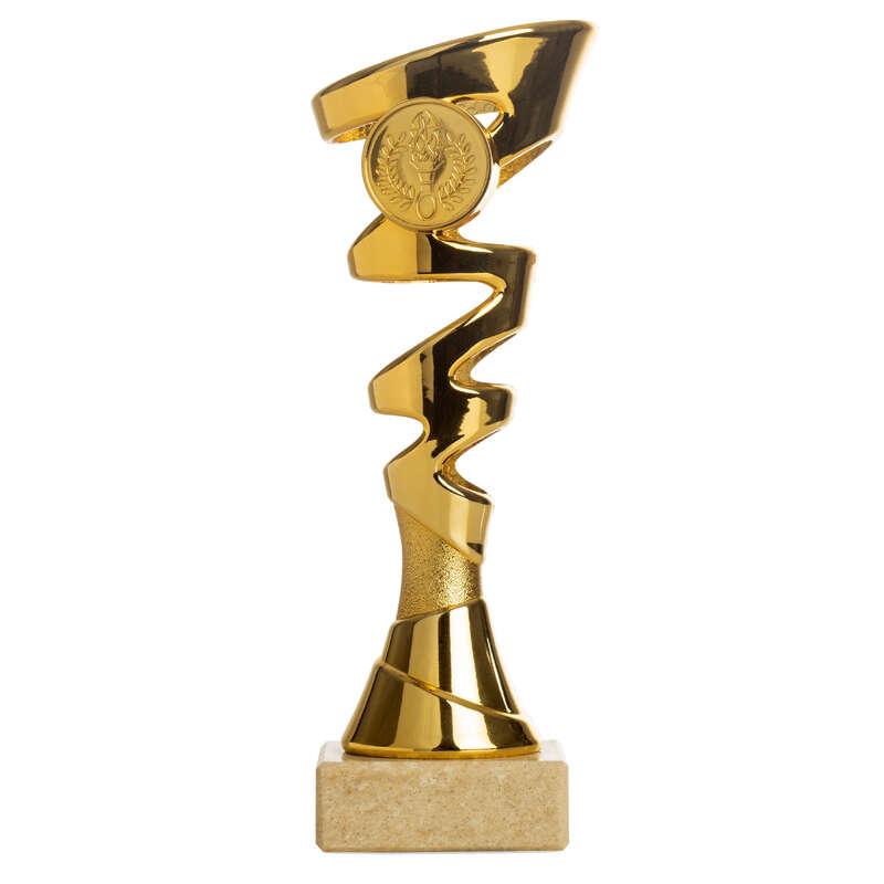 Kupák Röplabda, strandröplabda - Kupa C110, arany, 18 cm WORKSHOP - Röplabda, strandröplabda