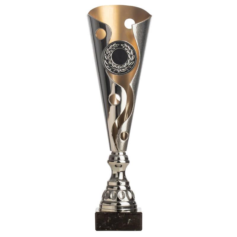 SPORTOVNÍ CENY Fotbal - POHÁR C515 ZLATO-STŘÍBRNÝ WORKSHOP - Vybavení pro hráče a kluby