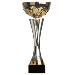 Pokal C535 gold/silber 32cm
