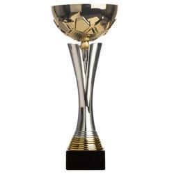 TAÇA C535 Ouro/Prata 32 cm