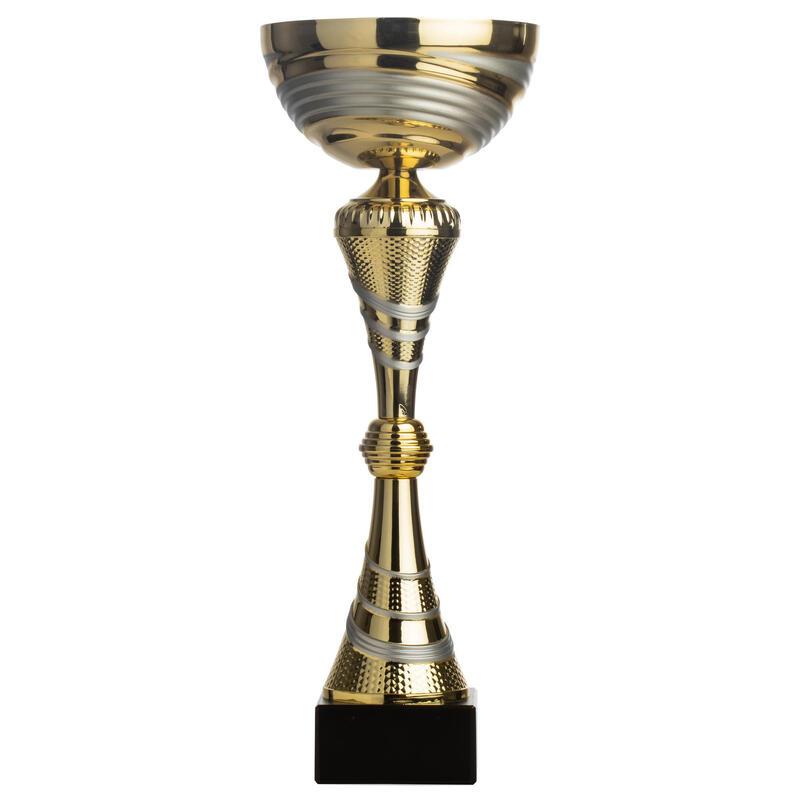 Trofeo Deportivo C545 / 38 cm Oro y Plata