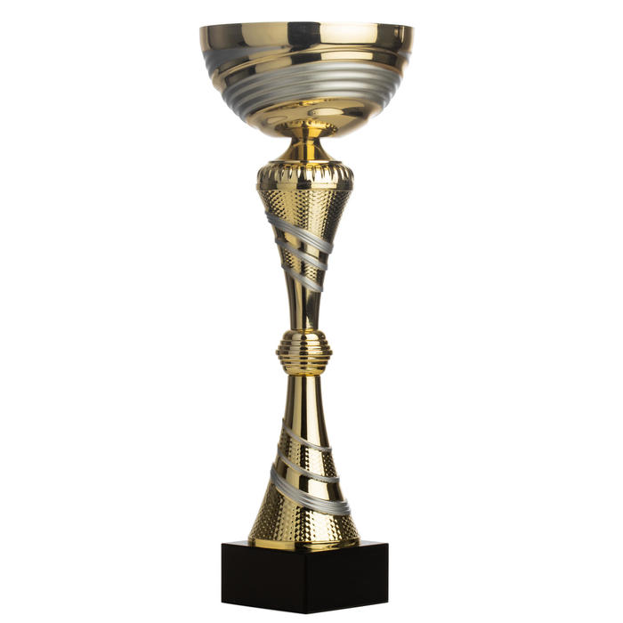 COUPE C545 OR / ARGENT 38cm