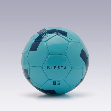 F100 Size 3 Soccer Ball Blue - < 8 Years