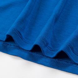 女童與男童嬰幼兒健身背心500 - 藍色/珊瑚紅