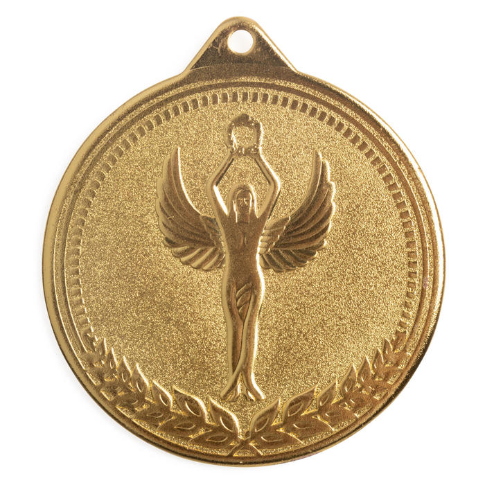 Medaille winnaar 70 mm
