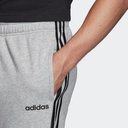 Pantalon de survetement Adidas Homme 3 bandes Gris