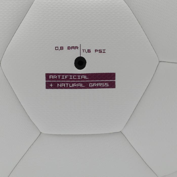 3號混合足球F500-白色