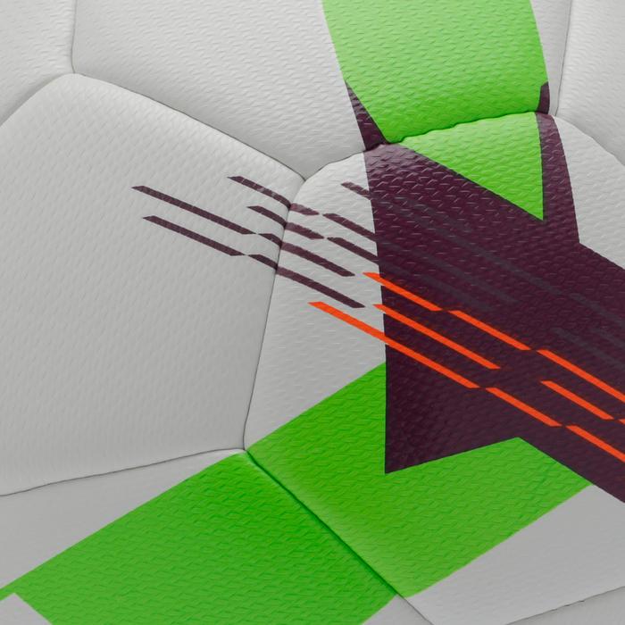 Voetbal F500 hybride maat 3 wit
