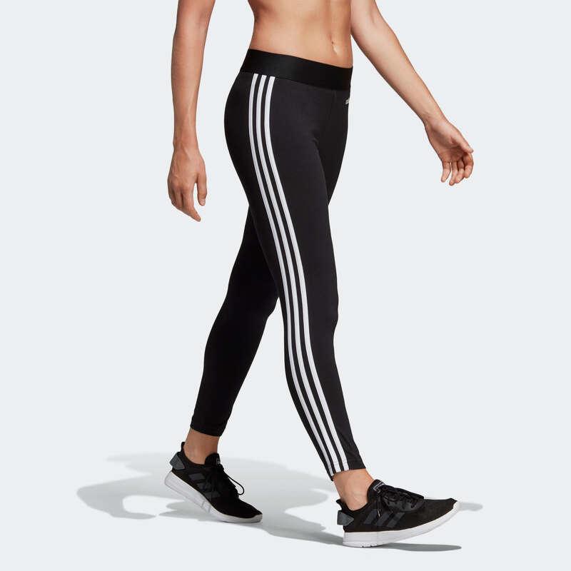 NŐI PÓLÓ, LEGGING, RÖVIDNADRÁG Fitnesz, jóga - Női legging Adidas  ADIDAS - Szabadidős fitnesz ruházat