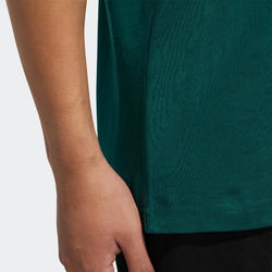T-shirt voor heren regular fit groen
