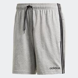 Short 3-stripes gemêleerd grijs