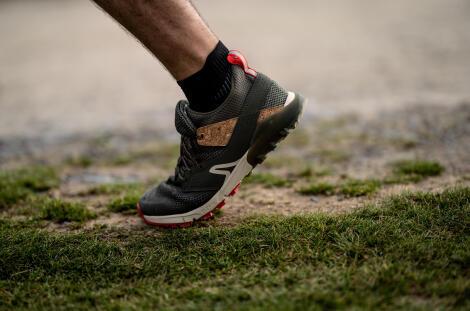paire de chaussure marche nordique