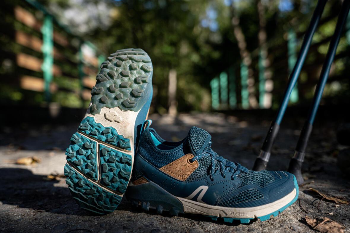 marche nordique les bonnes chaussures