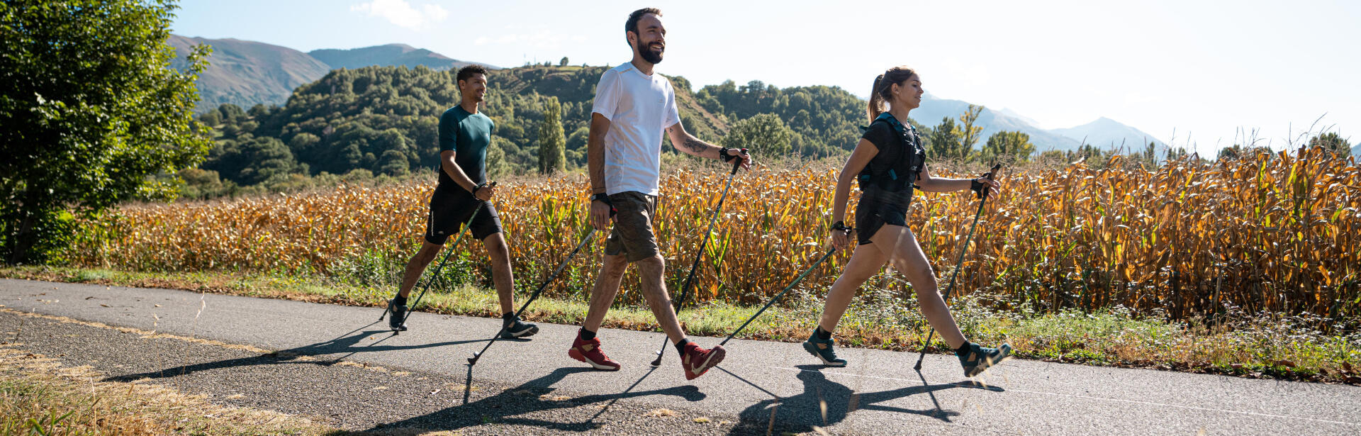 CAMMINATA SPORTIVA & NORDIC WALKING