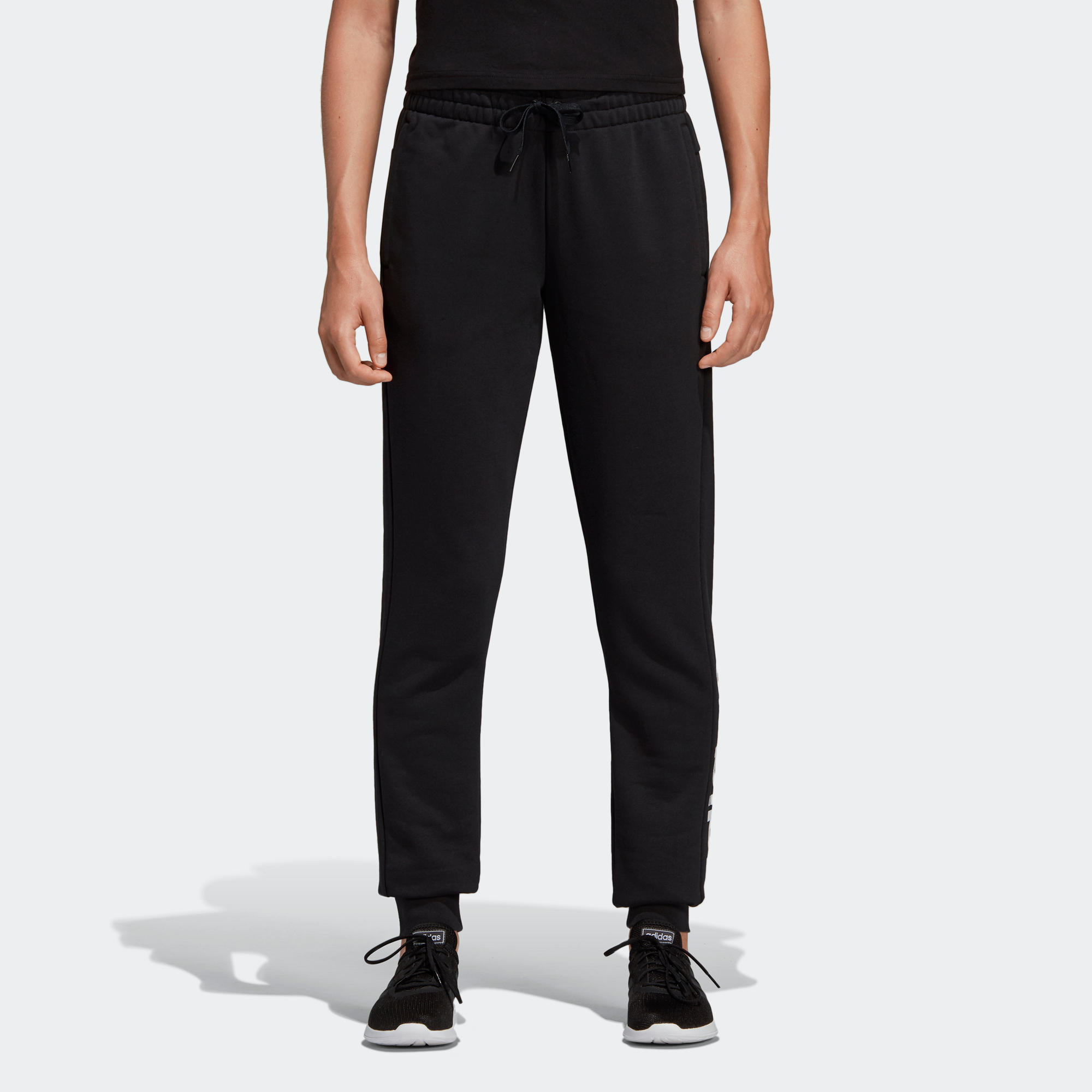 jogging adidas femme noir