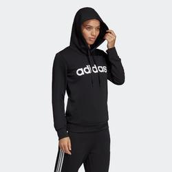 Sudadera Adidas con Capucha Mujer Negro