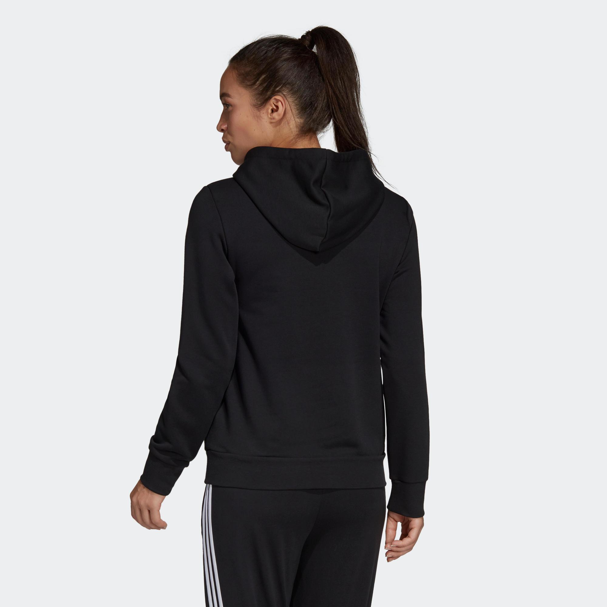 sweat noir adidas femme