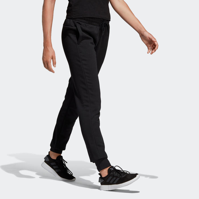 Pantalon de survêtement Adidas Linear 500 femme noir