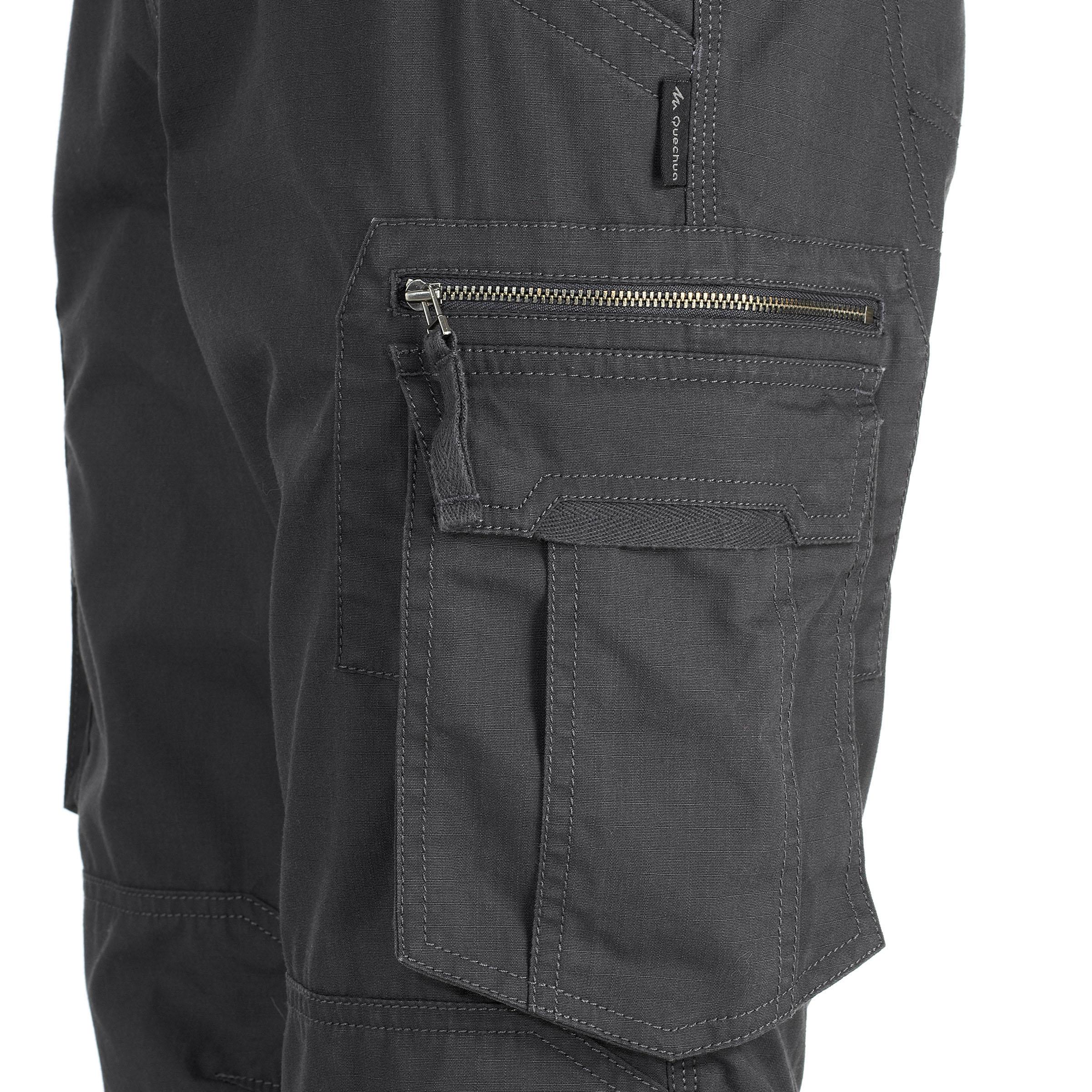 Travel 100 Men's Trousers - Dark Grey