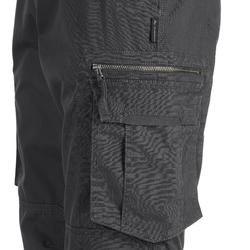 Pantalon Travel 100 Homme gris