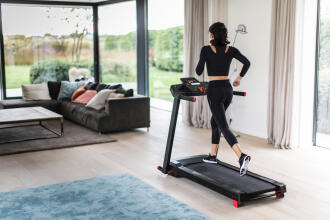 THE RIGHT WAY TO USE YOUR TREADMILL