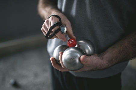 Magnetic Petanque Boule Pick-Up