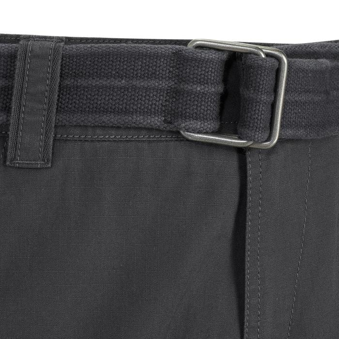 Backpacking Hose Travel 100 Herren grau