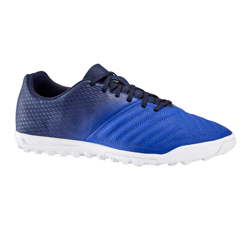 Turf Football - Agility 140 HG Adult - Blue KIPSTA - Football Boots