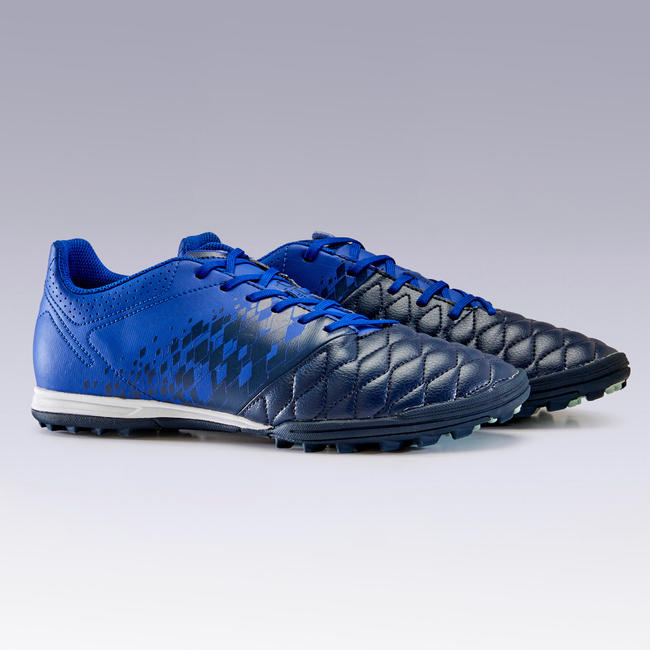Men's Football Shoes Agility 500 HG - Dark Blue