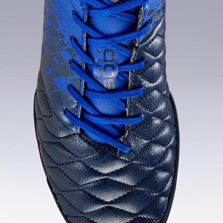 Tenis de fútbol sobre terreno duro Agility 500 HG Adulto Azul Oscuro