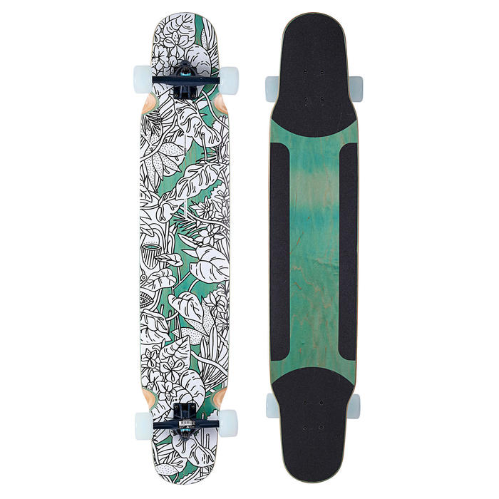 Longboard Dance 100 - White