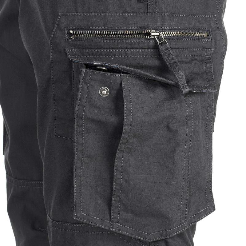 Travel 100 Men's Trousers - Dark Grey