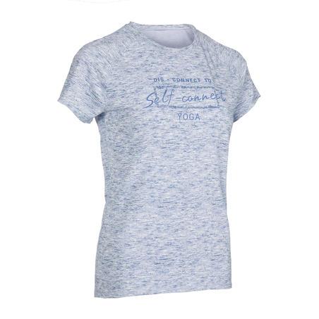 Women's Gentle Yoga T-Shirt - Lavender
