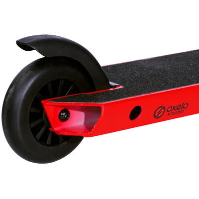 Patineta Scooter Freestyle Oxelo MF One Niño Rojo 2016