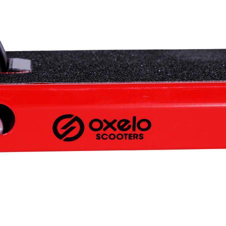Patineta Scooter Freestyle Oxelo MF One Niño Rojo 2016