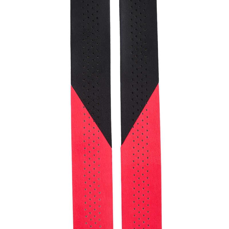 STYRLAGER, LANDSVÄG Cykelsport - Styrlinda tvåfärgad svart/rosa WORKSHOP - Cykelstyren och Tillbehör