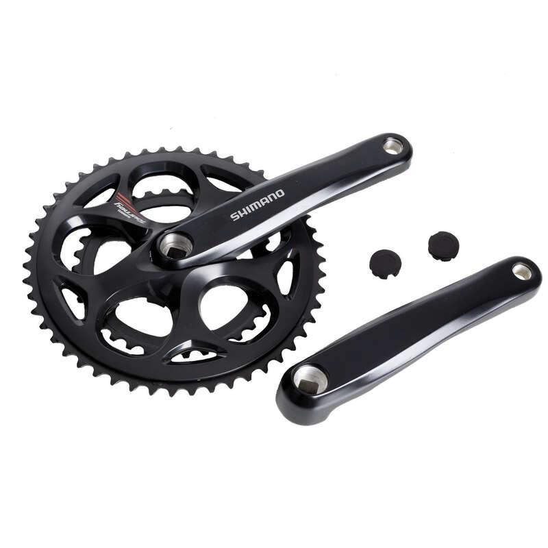 Antrieb Rennrad Radsport - Kurbelgarnitur 50/34 Tourney SHIMANO - Sonstige Fahrradteile