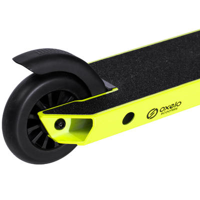 MF One 2016 Freestyle Scooter - Yellow