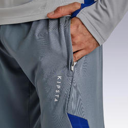 Adult Football Bottoms Traxium - Grey