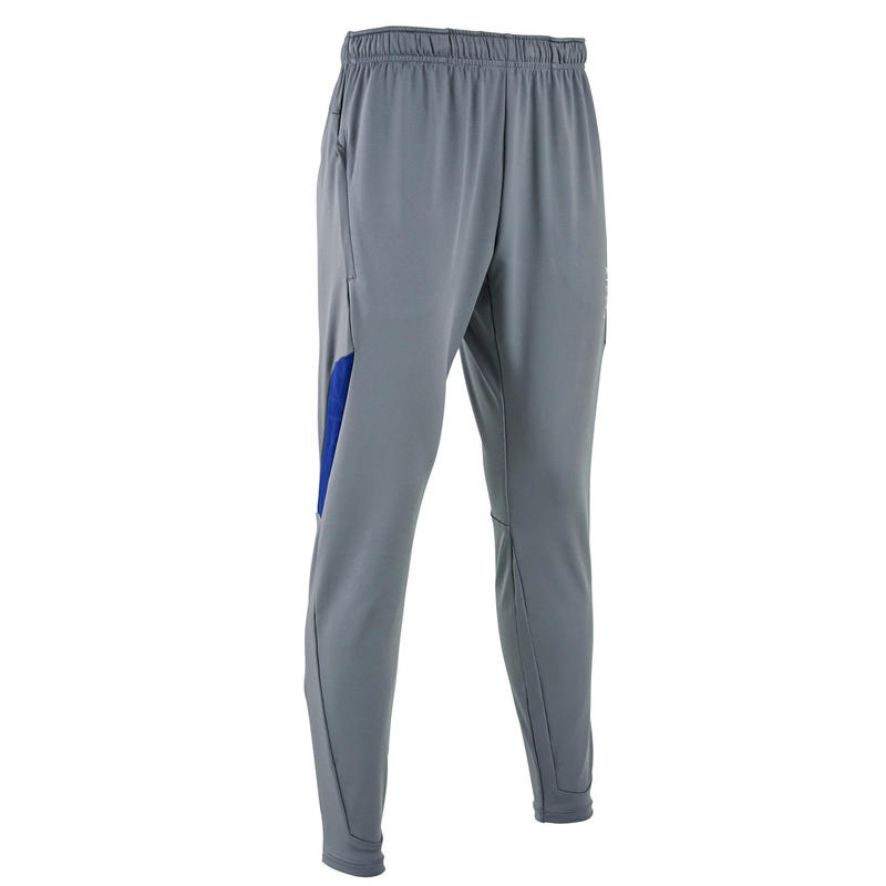 Pantalon de football adulte TRAXIUM gris