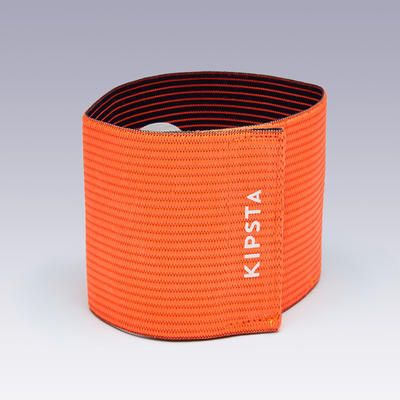 Reversible Captain's Armband - Orange/Blue