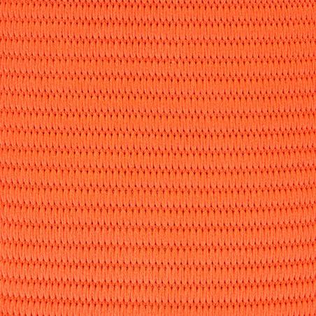 Abpusējs kapteiņa piedurknes apsējs— oranžs/zils