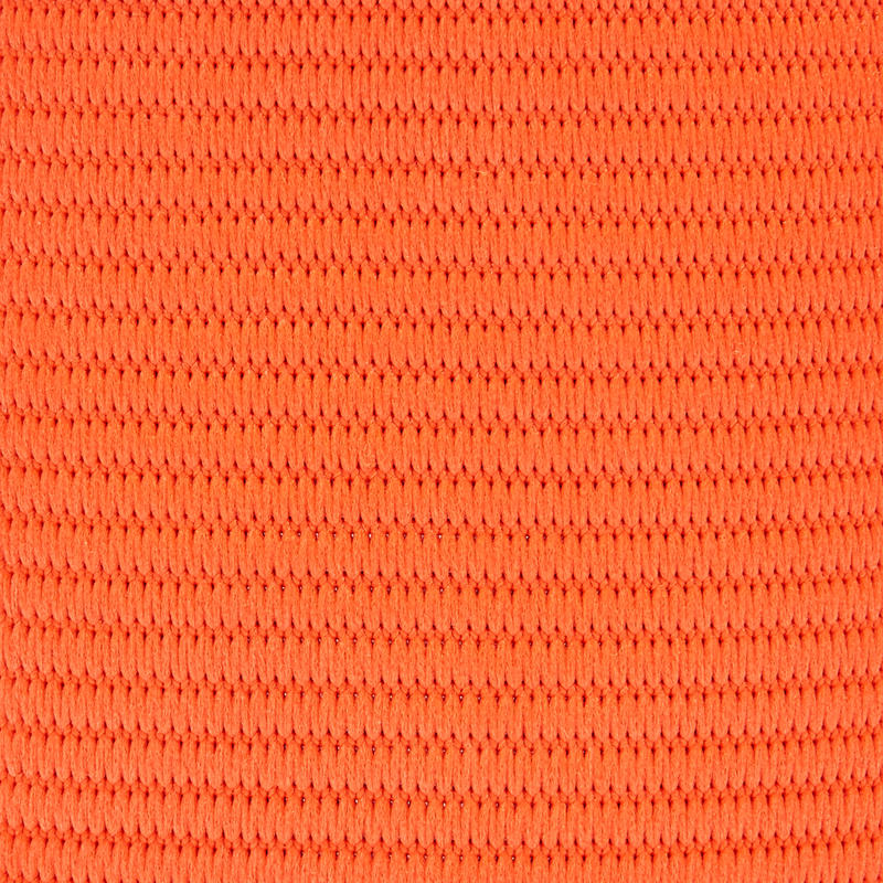 Brassard de capitaine reversible Orange Bleu
