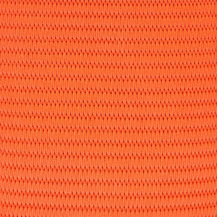 Omkeerbare kapiteinsband oranje/blauw