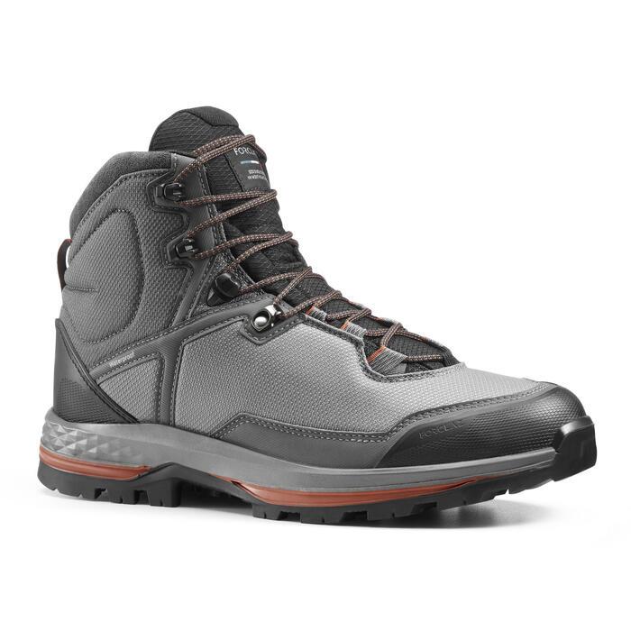 Chaussure de trekking TREK 100 Imperméable