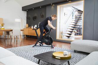 MIJN CARDIO CYCLING-FIETS GOED GEBRUIKEN